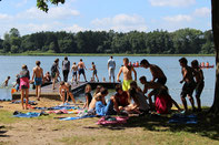 Sommer am Brahmsee