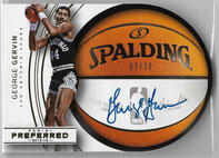 GEORGE GERVIN / Roundball - No. 95  (#d 3/10)