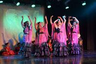 DANZA ESPAÑOLA: Carrera privada de danzas - Flamenco,Regional, Estilizaciòn ,Escuela Bolera.