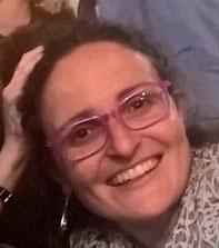 Giorgia aus Italien. Nicht  nur verliebt in ihren griechischen Freund, sondern derzeit (2017) auch beschäftigt mit der Pflege ihres Babys.