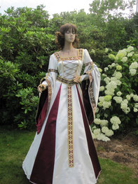 Mittelaltergewandung,Mittelalterklediung in Maßanfertigung,Mittelalter-Design