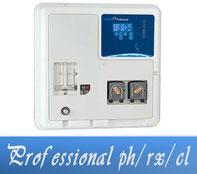 Link Professional pH/RX/Cl Meiblue Aquacontrol Öffentliche Schwimmbäder Dosieranlage Wasserregulierung Dosierstation