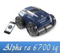 Link Vortex Alpha RA 6700 iQ Zodiac Poolroboter Poolreiniger Poolsauger