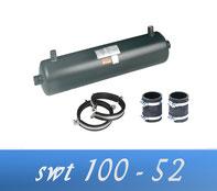 Link Behncke QWT 100 - 52 45 kW Wärmetauscher Poolheizung