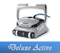 Link Deluxe Active Cleaner Dolphin Poolroboter Poolreiniger Poolsauger