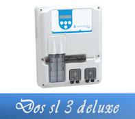 Link DOS SL 3 Deluxe Meiblue Aquacontrol Aktivsauerstoff Dosieranlage Wasserregulierung Dosierstation
