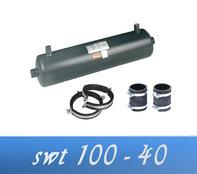 Link Behncke SWT 100 - 40 35 kW Wärmetauscher Poolheizung