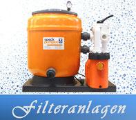 Link Filteranlage Sandfilteranlage Kompaktfilteranlage