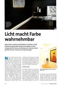 Artikel Malerblatt 05/2016, Seite 1