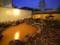 長良川温泉。温泉でリフレッシュ
