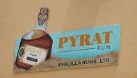 Pyrat - Rum aus Anguilla