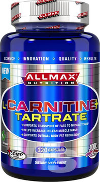 L-CARNITINE TARTRATE 120 CAPSULAS