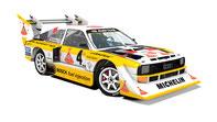 KRB Audi Silhuette - v.1.3