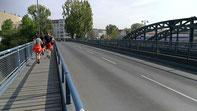 Brücke an der Edisonstraße