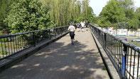 Brücke am Landwehrkanal
