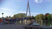 Brücke am Kaistersteg