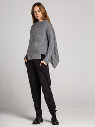 Oversized Pullover Lavende
