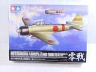 タミヤ 1/32 三菱 海軍零式艦上戦闘機 二一型 「エアークラフトシリーズ