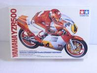1/12 ヤマハ YZR500(OW70)とストレートラン・ライダー 「オートバイシリーズ No.43」 ディスプレイモデル