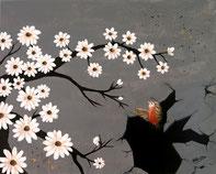 """Flowerdream"" 40 x 50 cm"