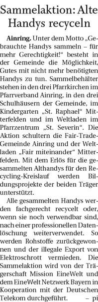 Quelle: Freilassinger Anzeiger, 22.04.2021