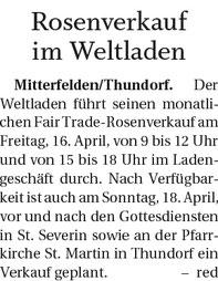 Quelle: Freilassinger Anzeiger, 12.04.2021