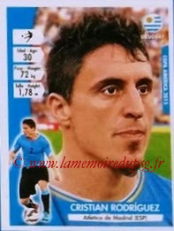 N° 128 - Cristian RODRIGUEZ (2005-Aout 2007, PSG > 2015, Uruguay)