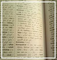 Korrekturlesen/Überarbeitung von Übersetzungen
