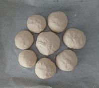 türkisches Brot backen
