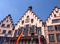 Frankfurt oude gevels