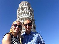 Reisfoto's Pisa