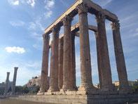 Tempel van Zeus