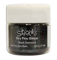 Uk Stockist Stickles Dry fine Glitter