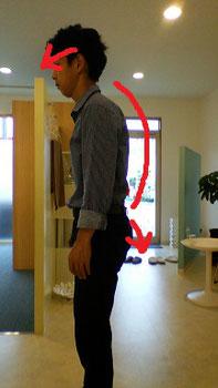 腰椎ヘルニアに悩む奈良県香芝市の男性