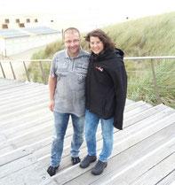 Egmoond an zee, Nordholland / Lisa & MichelSalzburg / Thomas