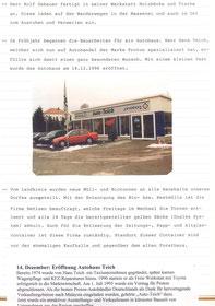 Bild: Seeligstadt Chronik 1996