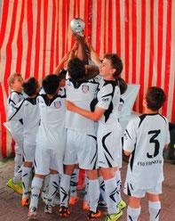 FSV Frankfurt - Sieger des 14. Fraport Cups