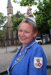 Schatzmeisterin Doreen Schumann