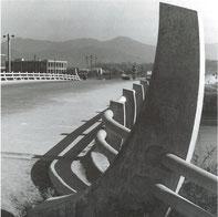 「ゆく」 イサム・ノグチ 1953年