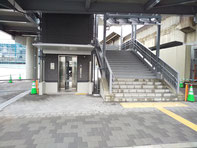 梅小路京都西出口北側