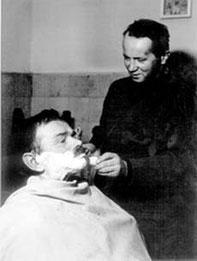 Никифор - Епіфаній Дровняк та його опікун Марян Влосінський.