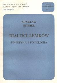 Dialekt Łemków: fonetyka i fonologia
