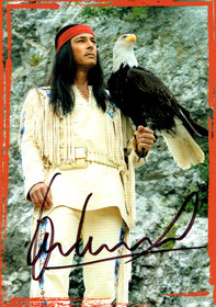 Jan Sosniok als WINNETOU.