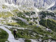 Rifugio Corsi Hütte, Wischberg, Julische Alpen