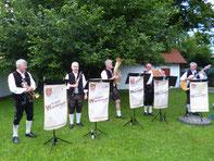 Gartenfest mit Original Oberkrainermusik