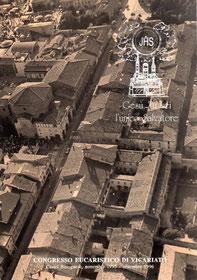 Congresso Eucaristico di Vicariato - Castel Bolognese, novembre 1995 - settembre 1996. Nuova Grafica Imola, maggio 1996.