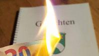 Für das Gutachten wird Geld verbrannt, beklagt das Bündnis.