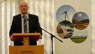 Bürgermeister Olaf Dahlmann betonte die gute Kooperation aller Beteiligten