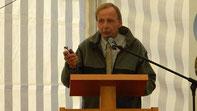 Henning Graf von Kanitz erklärte, dass Windkraft eine Vorausinvestition sei