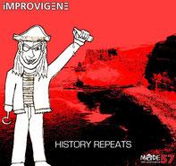iMPROVIGENE - History Repeats 3 Track Single